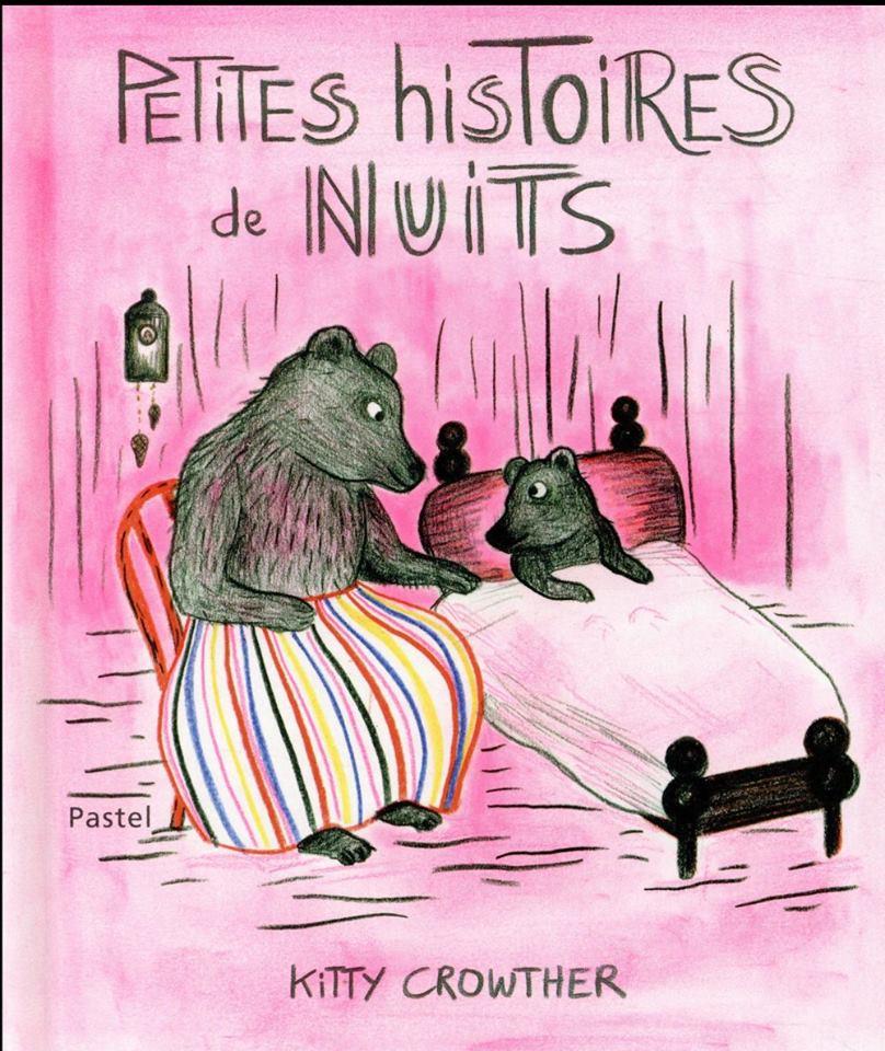 Petites histoires de nuits, Une histoire pour enfant à lire sur Goupili