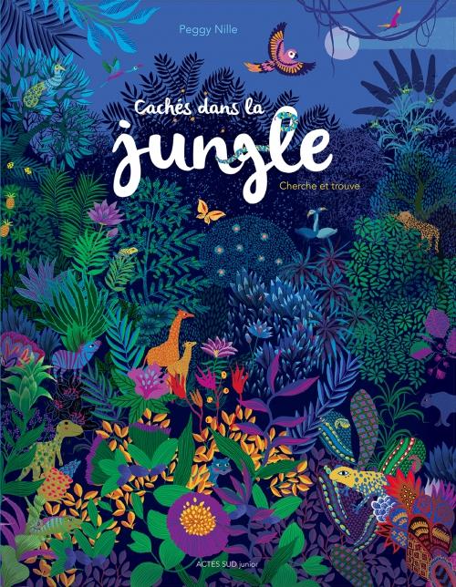 Cachés dans la jungle, Une histoire pour enfant à lire sur Goupili