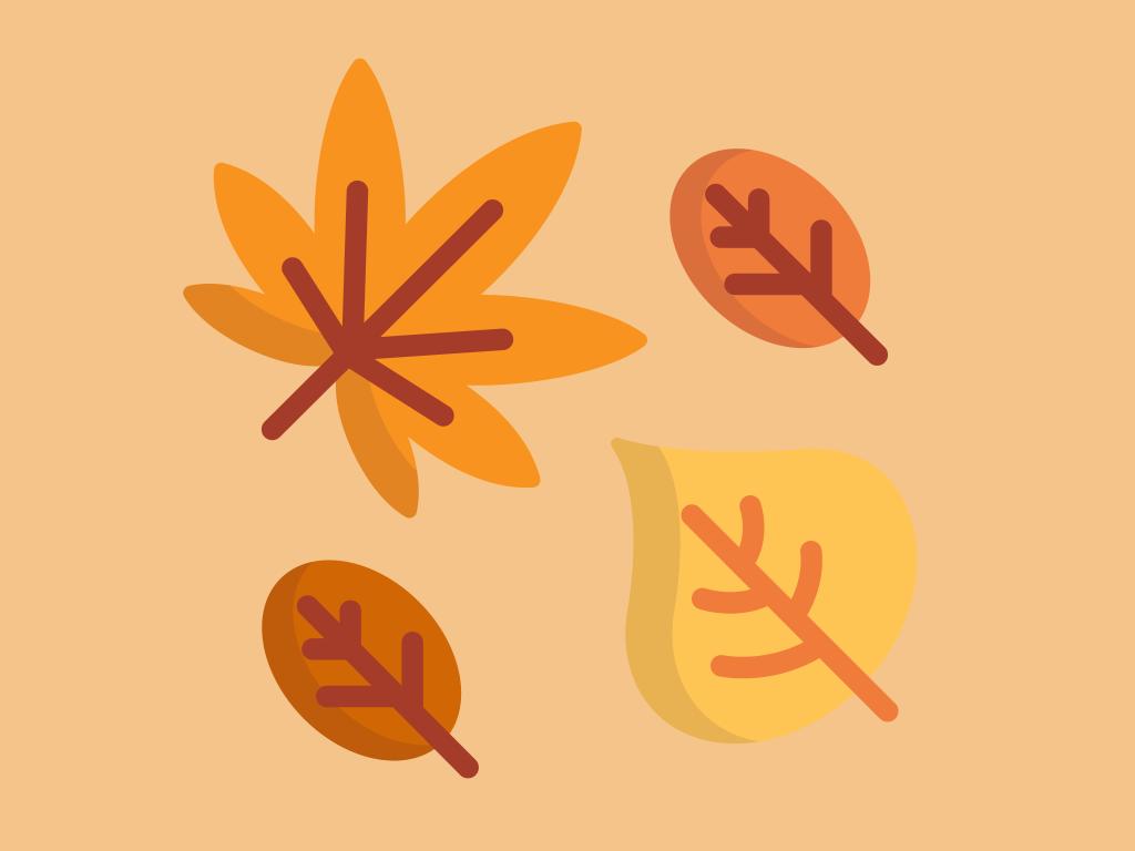L'automne, Une histoire pour enfant à lire sur Goupili