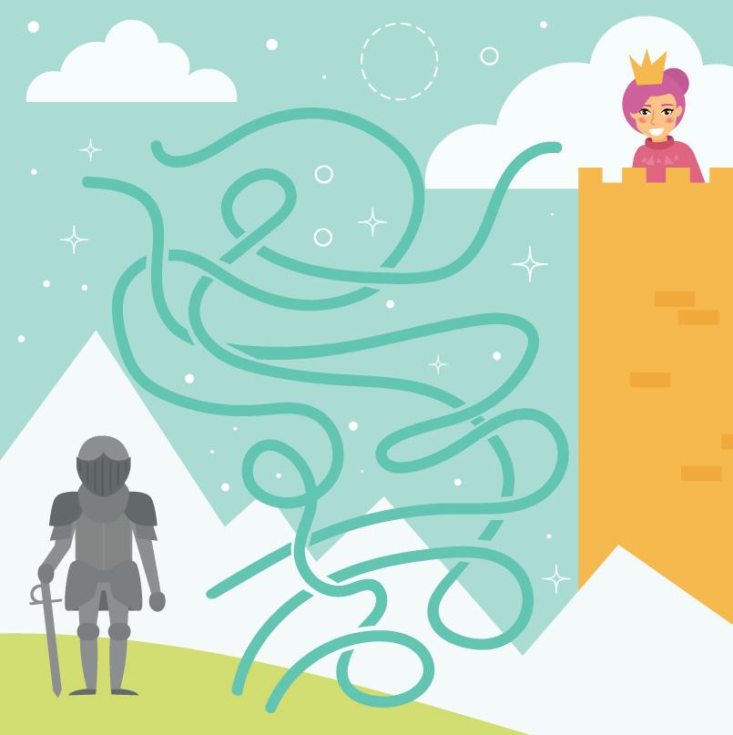 Quel est le bon chemin ?, Une histoire pour enfant à lire sur Goupili