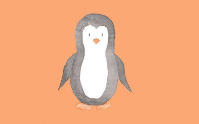 Le pingouin fraîcheur