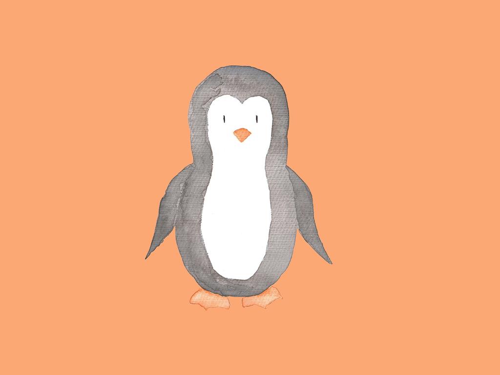 Le pingouin fraîcheur, Une histoire pour enfant à lire sur Goupili