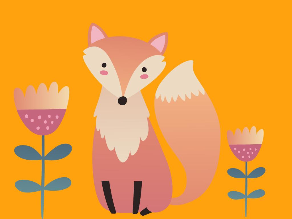 Le Renard et la Cigogne, Une histoire pour enfant à lire sur Goupili