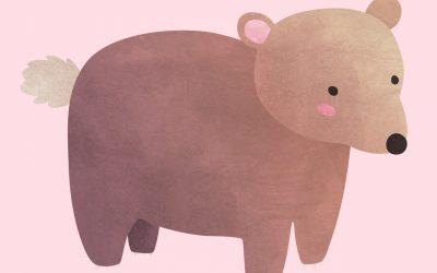 Le roi des ours et le souriceau