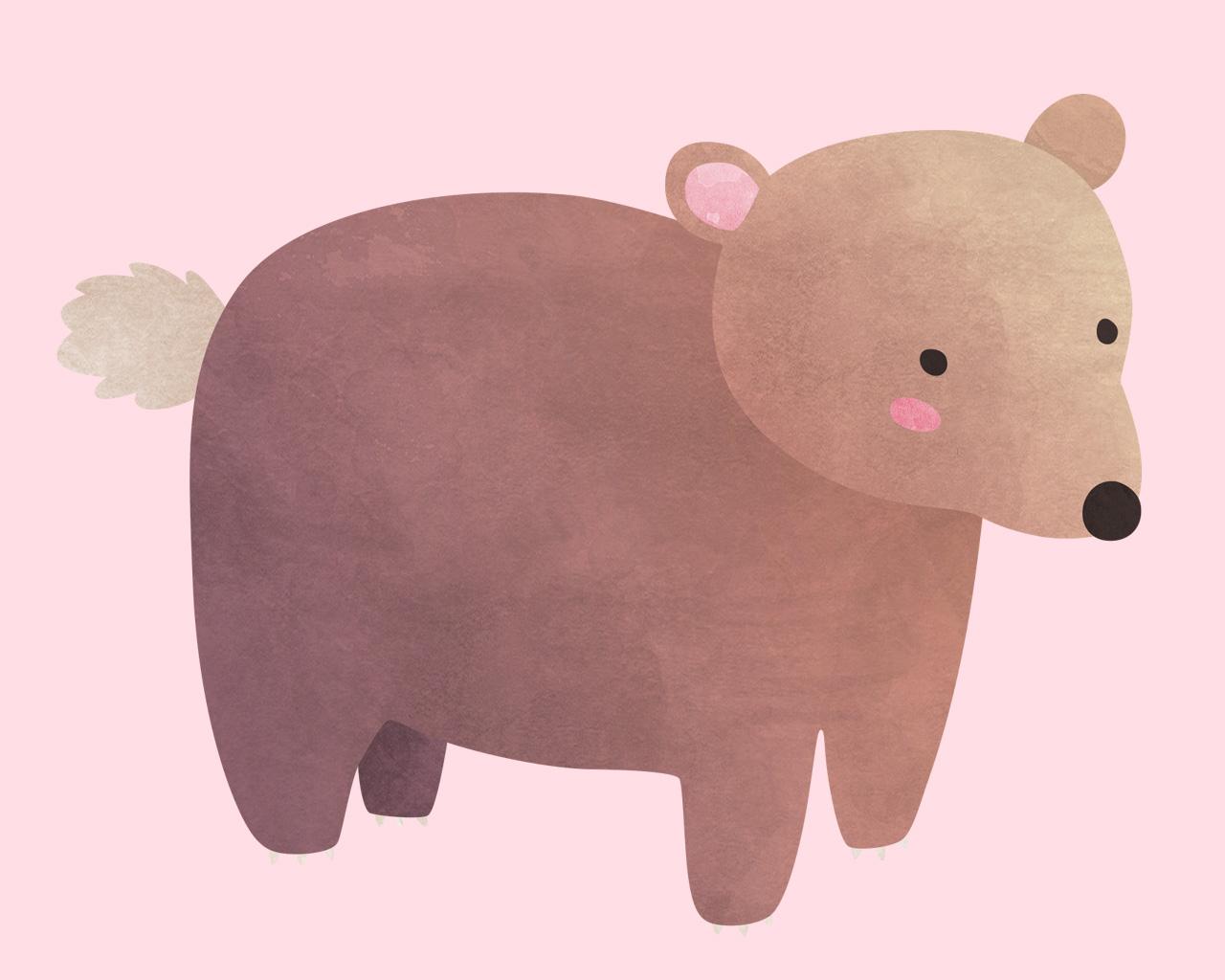 Le roi des ours et le souriceau, Une histoire pour enfant à lire sur Goupili