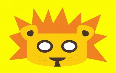 Le masque lion