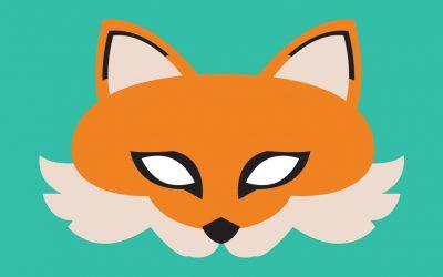 Le masque de renard