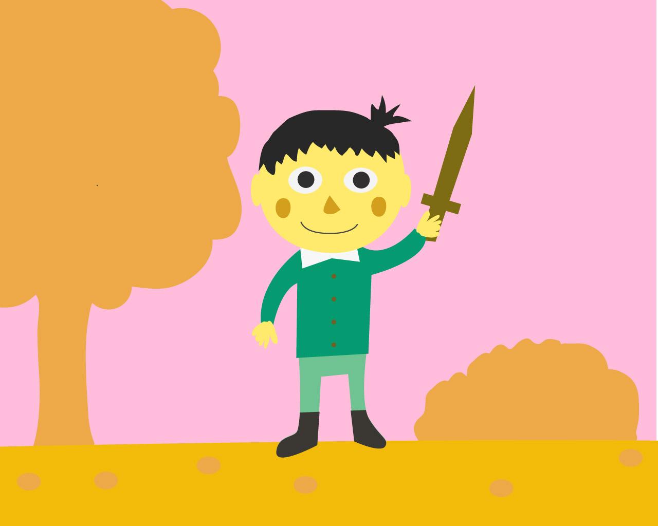 Une histoire de maladresse, Une histoire pour enfant à lire sur Goupili